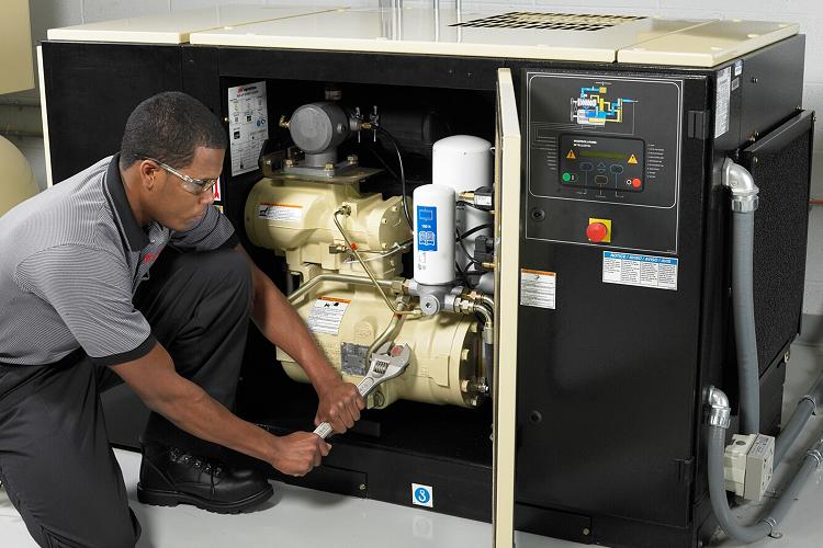 Làm thế nào để ít phải sửa chữa máy nén khí - CÔNG TY KỸ THUẬT VÀ ...